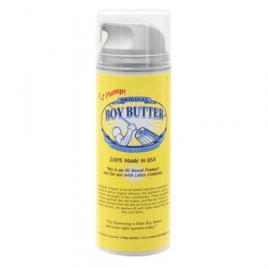 Boy Butter original e-z pump